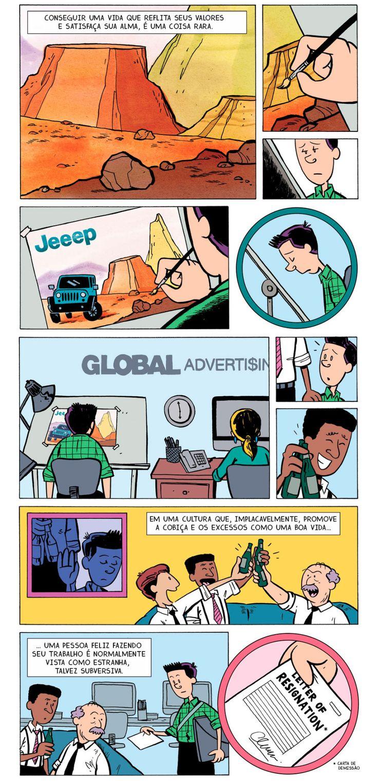 Discurso inspiracional de Bill Watterson, criador de Calvin & Haroldo, ganha versão ilustrada