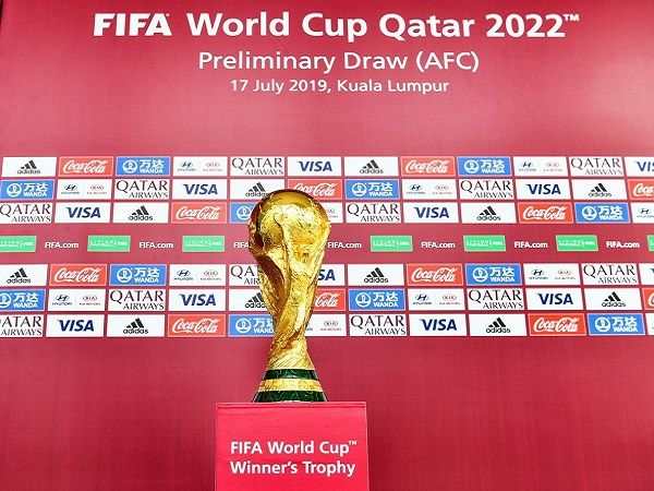 Groups Drawn To Asian Teams For 2022 World Cup Qualifiers Round 2 Sports Mirchi World Cup Qualifiers World Cup 2022 Fifa World Cup