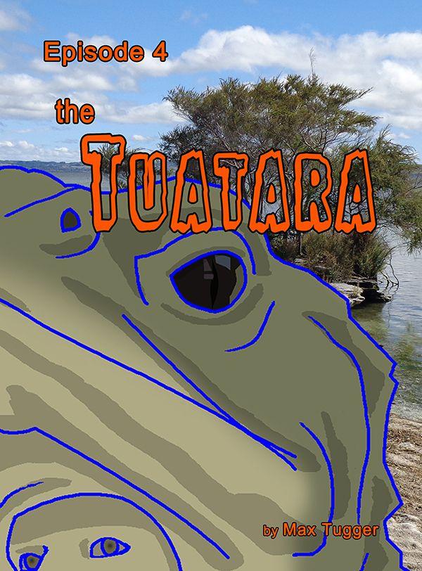 Nature DEEP, Episode 4; The Tuatara. Come join the lesson. http://naturedeep.thecomicseries.com/comics/105/