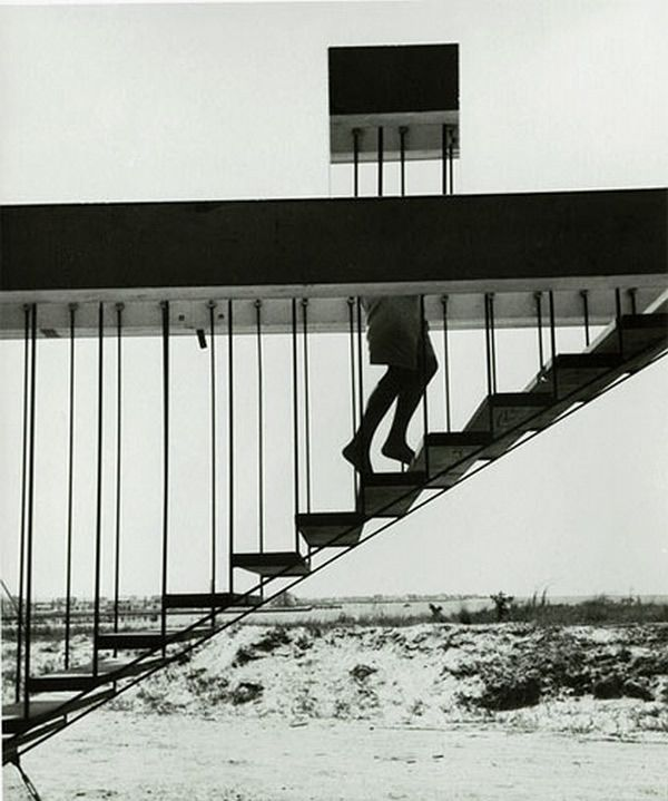 André Kertész - Inspiration From Masters Of Photography