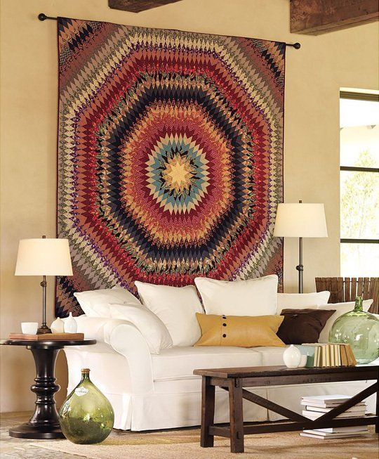 Quilting Room Wall Decor : Best images about quilts decorating with on