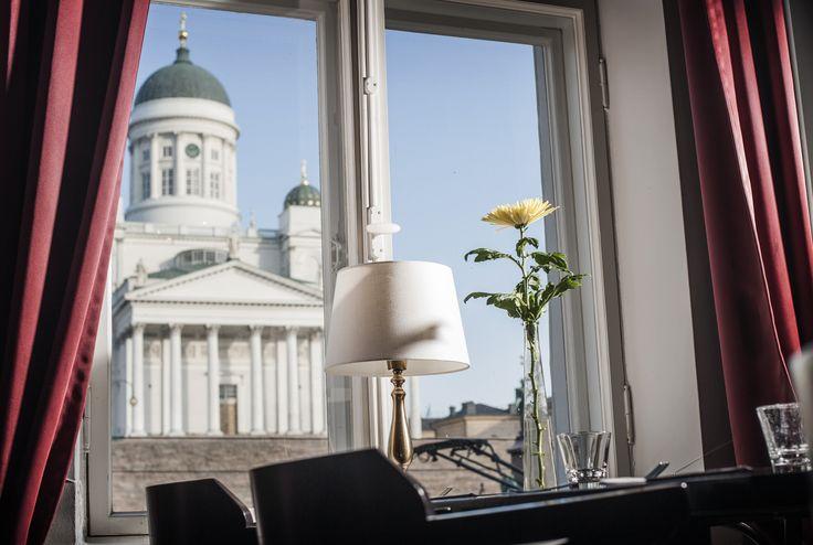 What a view! Helsinki <3