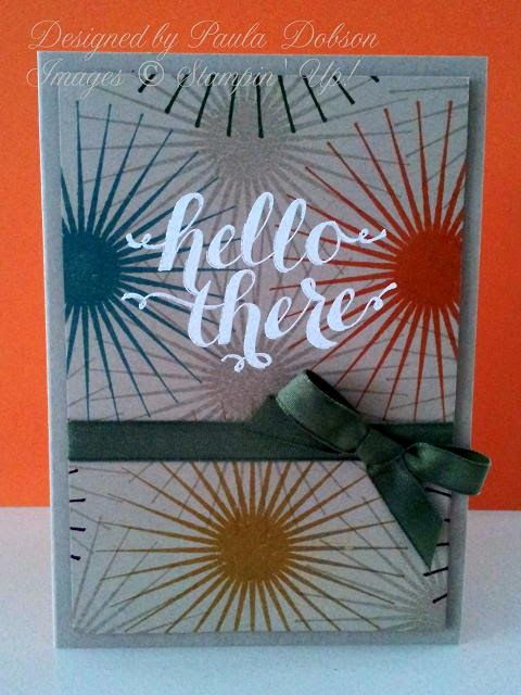 "Talk about ""pops"" of color!: Eclectic Cards, Projects, Kinda Eclectric, 2014 2015, Kinda Eclectic, 2014 15, Card Ideas, Cards Su, Stamping Cards"
