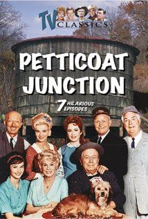 Petticoat Junction. I watched it when we ćould get it.