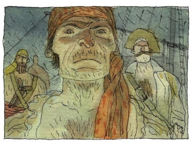 Italian comics artist Gipi