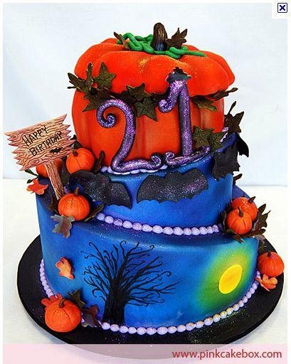 317 best Halloween Cakes images on Pinterest Halloween birthday