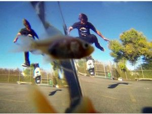A #skateboarding video like you've never seen | GrindTV.com #skate #actionsports