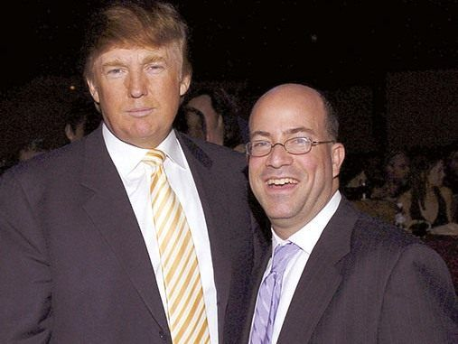 TRUMP CHALLENGES CNN'S JEFF ZUCKER TO DONATE GOP DEBATE PROFITS TO VETERANS. Great Idea! Trump standing up for the Vets.