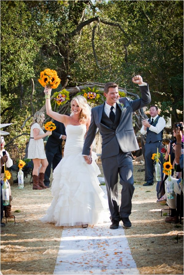 Rustic Parker Ranch Wedding By Jessica Holley Photography