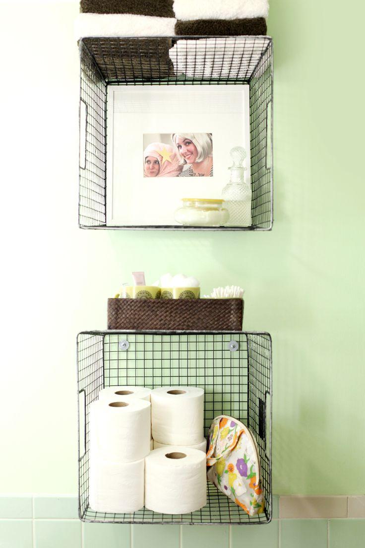 Best 20 Hanging Wire Basket Ideas On Pinterest