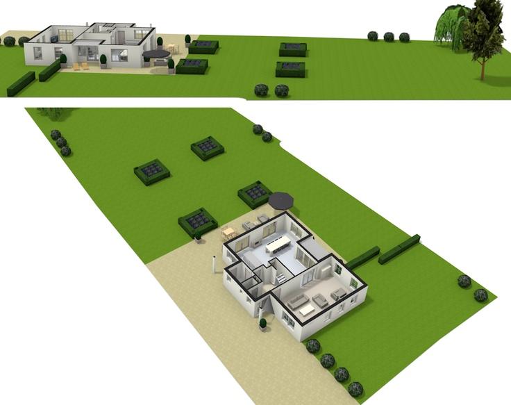 Well drawn parcel plan cool floorplans pinterest for Floorplanner for restaurants