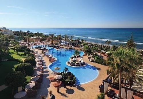 Marriott's Marbella Beach Resort, Spain