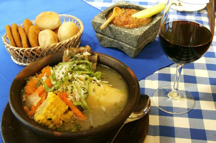 Cazuela is the ultimate Chilean comfort food. I used to live in Santiago.. an absolutely fantastic city!