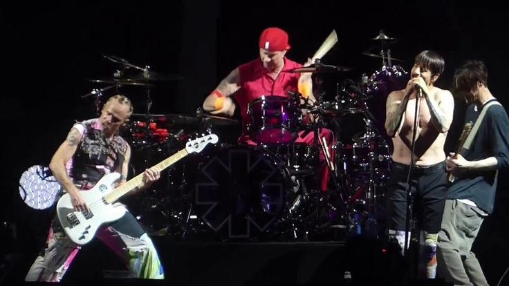 Charlie - Live Verizon Center Washington DC 2017 - Red Hot Chili Peppers