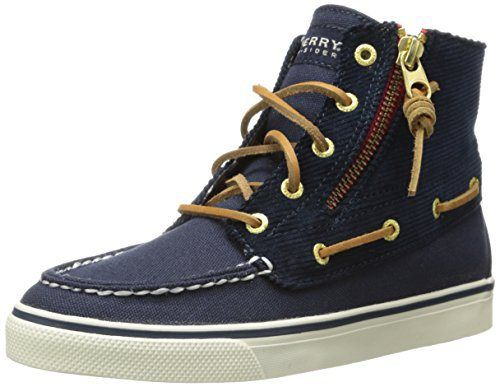 High-Top Sperry: Would You Wear It? | Our Daily Style