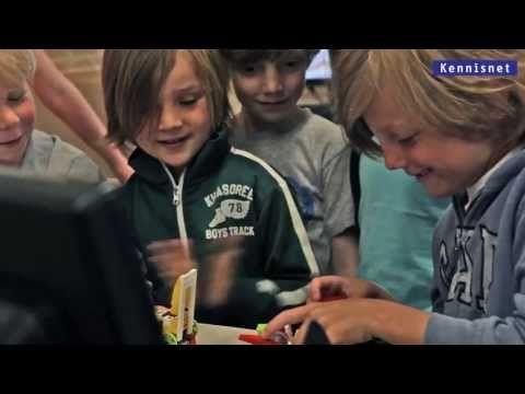 Codekinderen - leren programmeren vanaf groep 3