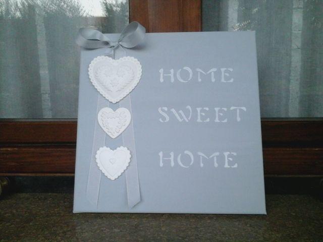 home sweet home grigio