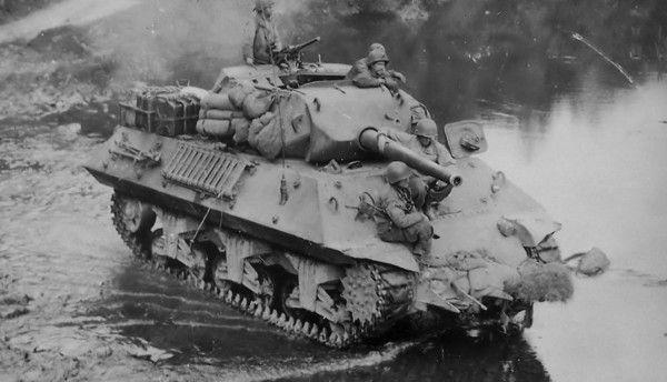 US M10 Tank Destroyer