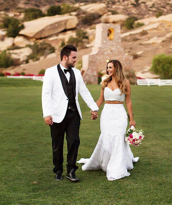 one of lisa vanderpump�s employees got married last sunday