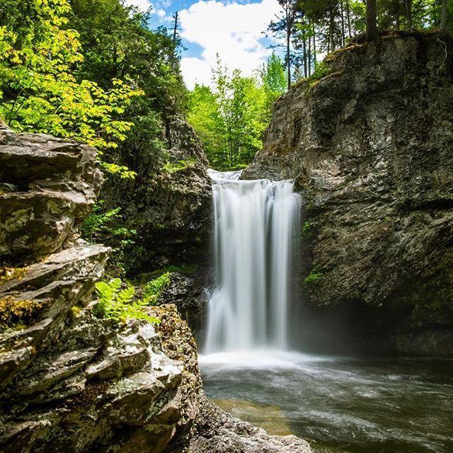 Thinking of warmer days. Throwback from Tatamagouche last summer.   .  .  .  .  .  .  .  #VisitNovaScotia #hiking #novascotia  #forest #eastcoast #explorecanada #imagesofcanada #wanderlust #optoutside #wonderful_places #fuji #fujixt1 #igers #getoutstayout #neverstopexploring  #exploreeast #waterfall #canadaday #ndfilter #goodtimesoutside #longexposure #hoya #greatnorthcollective #winter