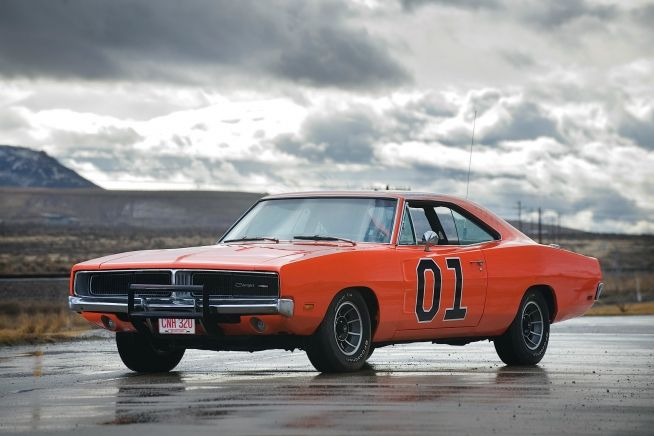 1969 Dodge Charger General Lee.....Just some good ol boys,  never meanin no harm.
