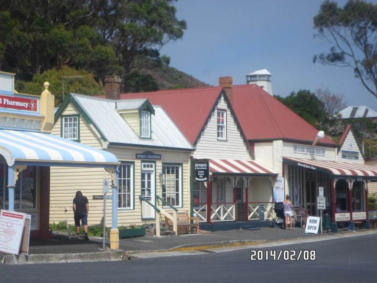 Stanley - Tasmania