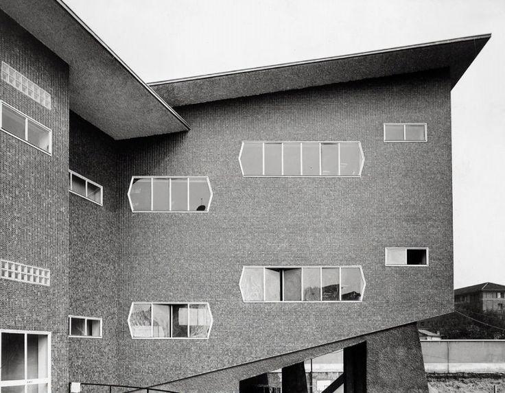 Politecnico milano 1963 mil n gio ponti arch art for Politecnico milano design
