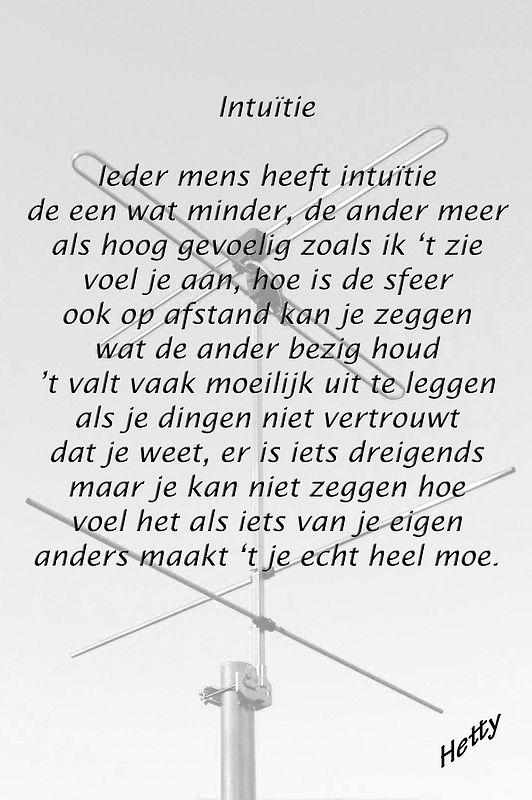 HSP &  Intuitie