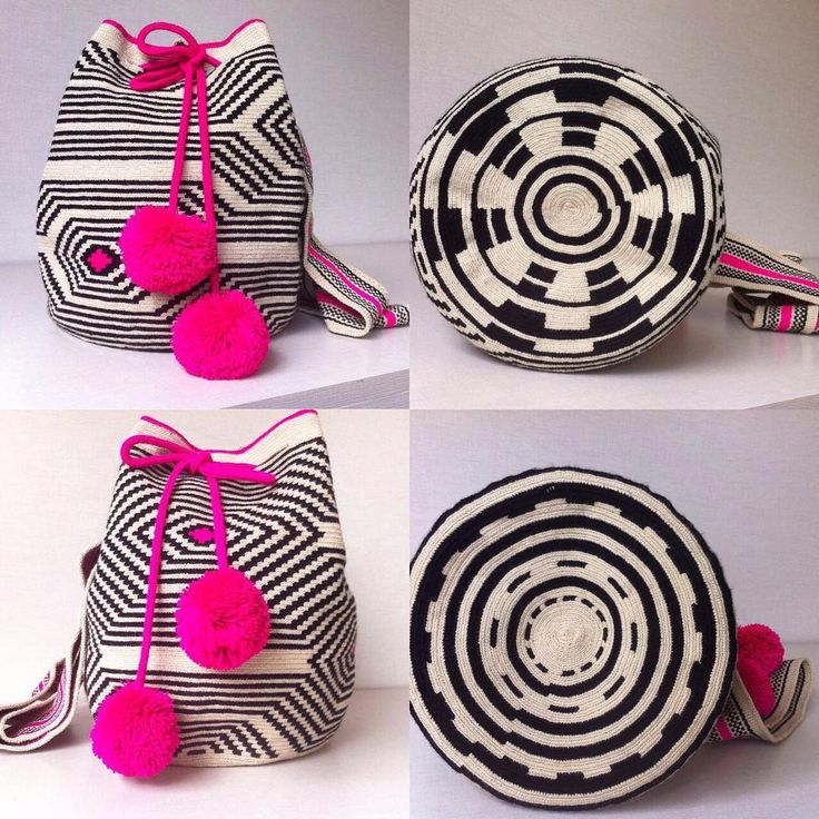 NEW ARRIVAL Special collection of highest quality wayuu bags กระเป๋าwayuu…