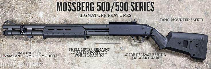 A Guide to Tactical Mossberg 500 Series Shotguns By Kyle Eggimann If you've ever considered getting a pump-action shotgun, then you've likely taken a good hard look at both the Mossberg 500 and the...