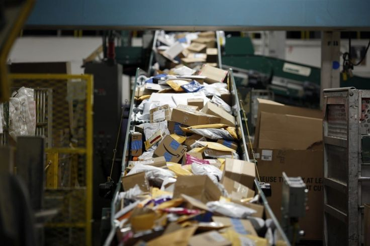 """The U.S. Postal Service inspector general estimated that during the year ended Feb. 28, """"mail processing facilities underreported late arriving mail by about 2 billion mailpieces"""" — that's billion with a """"b."""""""
