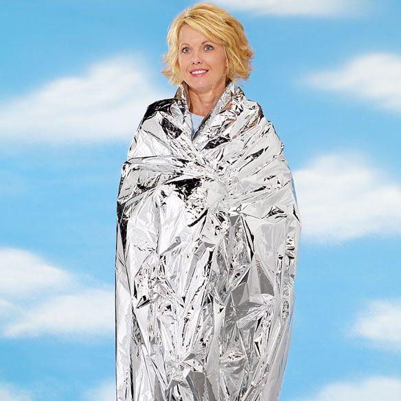 Emergency Survival Blanket - Zoom