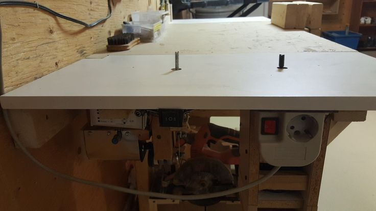 Joint Table for Jig Saw & Router@Jeongtack Lee