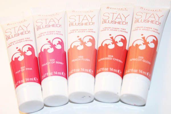 Rimmel Stay Blushed! Liquid Cheek Tint: http://beautyeditor.ca/2014/08/21/best-drugstore-blush/