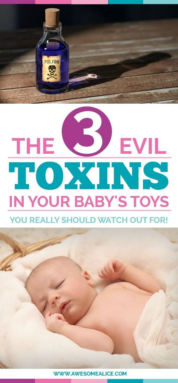 Toys made from PVC, BPA, and Phthalate is still everywhere. Even though toy manufacturers are aware of these risky substances, they continue to make toys from them. Avoid these toxins when buying toys for your baby. Here are a few guidelines for you to keep in mind when getting your baby a new teething toy to soothe aching gums.
