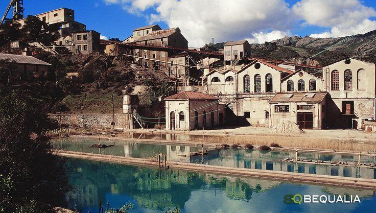 #Sardegna Miniera di Montevecchio - #Guspini - #Sardinia Mine of Montevecchio #industrialarchaeology #Italy