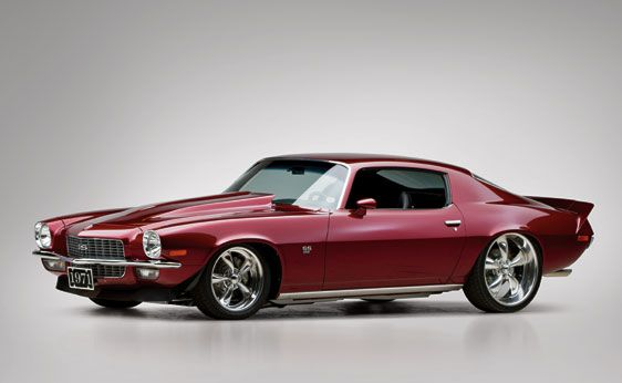 1971 Chevy Camaro Coupe.....Brought to you by Car Insurance Eugene, House of Insurance www.myhouseofinsurance.com