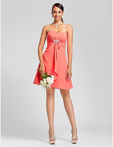 Vestidos de Damas Corte Princesa - Para Más Información Ingresa en: http://vestidosdenochecortos.com/vestidos-de-damas-corte-princesa/
