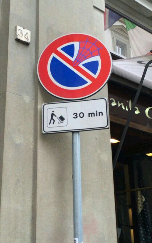 Best Clet Images On Pinterest Street Signs Urban Art And - Brilliant street artist modifies road signs giving them a whole new meaning