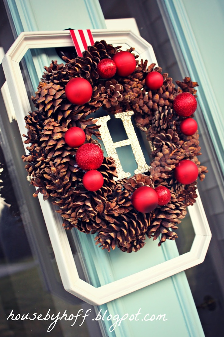 And Simple Christmas Center Decor Ideas Likewise 30 Eye Catching - Find this pin and more on front door porch christmas decor