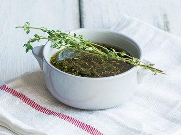 Mediterane Grillmarinade... auch für Ofengemüse total lecker!