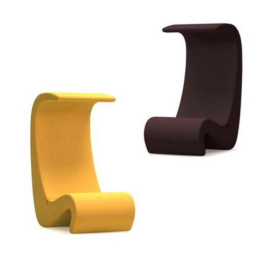 Amoebe Highback designed by Verner Panton for Vitra