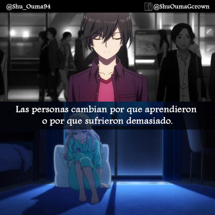 #charlotte las personas cambian por . #Anime #Frases_anime #frases