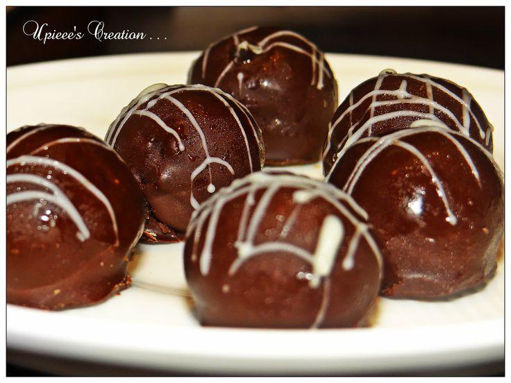 Choco Balls .. !! Yummmmm ...
