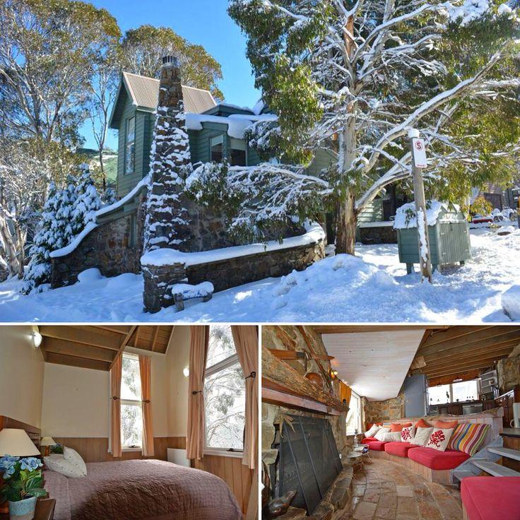 'Shaley House' Book Dinner Plain and Mount Hotham accommodation online www.alpine-getaways.com