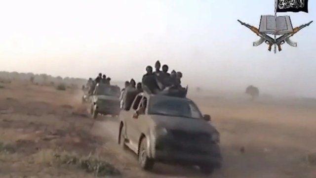 Boko Haram in 60 seconds |  Video