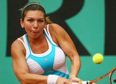 super players: Simona Halep Breast Tennis plyer