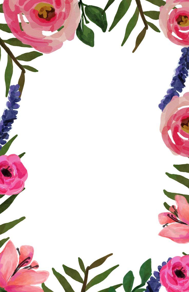 papertraildesign com wp content uploads 2017 04 Flower Invite jpeg Invitación floral