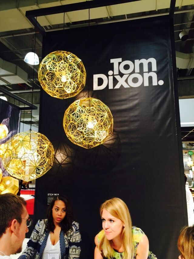 17 best images about events icff nyc 2015 on pinterest - Tom dixon etch web pendant ...