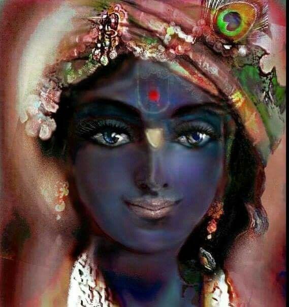 Sri Krishna- All attractive.